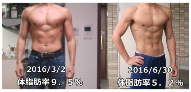 体 ず 落とす 落とさ 筋肉 脂肪